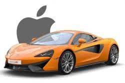 McLaren und Apple