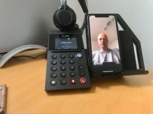 Poly Elara 60 WS Video Call